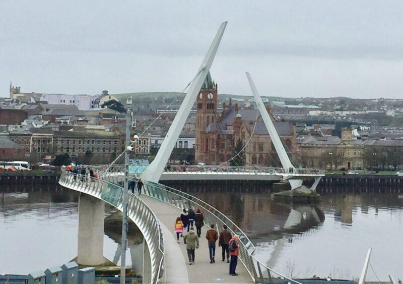 Bridge of peace Derry - Premium Day Tour from Dublin