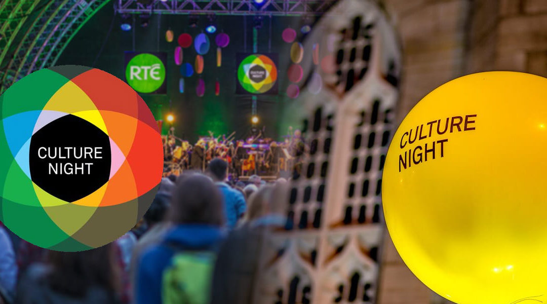 Celebrate the Culture Night in Ireland