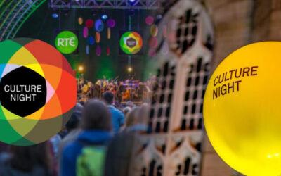 Celebrate the Culture Night in Ireland