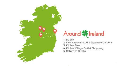 Kildare - Premium Day Tour from Dublin