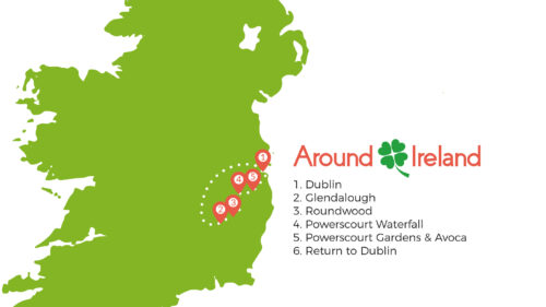 Wicklow - Premium Day Tour from Dublin