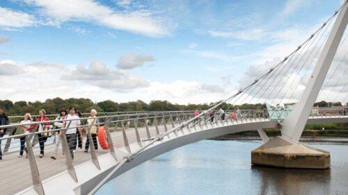 Derry - Northern Ireland - Premium Day Tour from Dublin