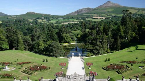 Powerscourt Gardens and Avoca