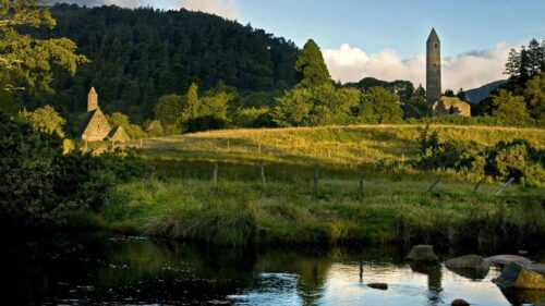 Glendalough, Kildare - Premium Day Tour from Dublin