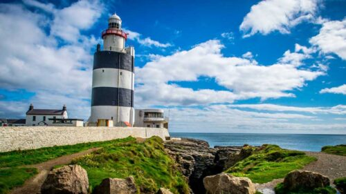 Hook Lighthouse - Premium Day Tour from Dublin