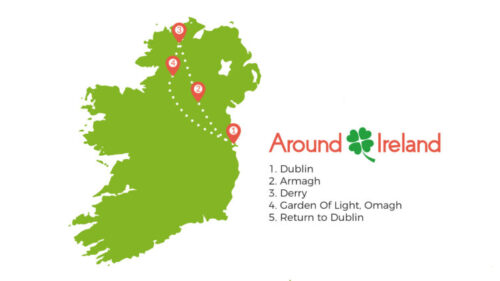 Northern Ireland - Premium Day Tour from Dublin