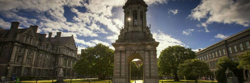 U2 Walking Tour Trinity College