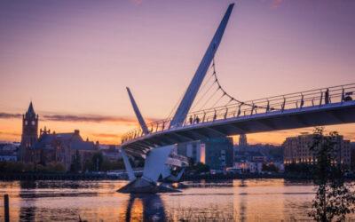 Visita Derry: la joya escondida de Irlanda del Norte