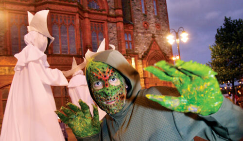Best things to do in Ireland at Halloween