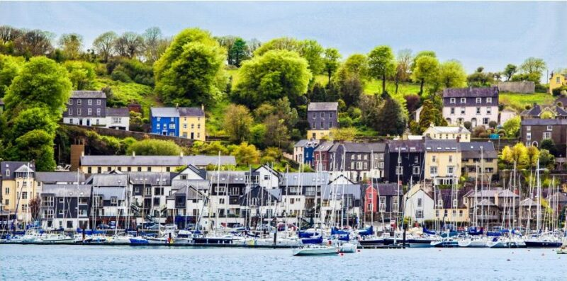 Day tour to kinsale and charles fort