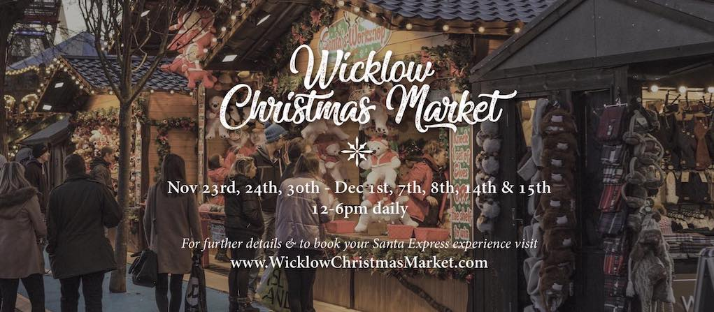 Wicklow Christmas Market and Santa Express 2019