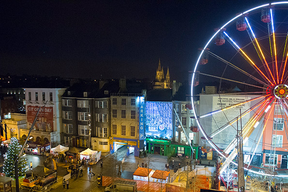 cork christmas market