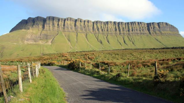Sligo Ben Bulben Yeats Literature
