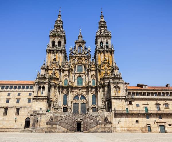 Santiago de Compostela Cathedral - Aroundireland.ie