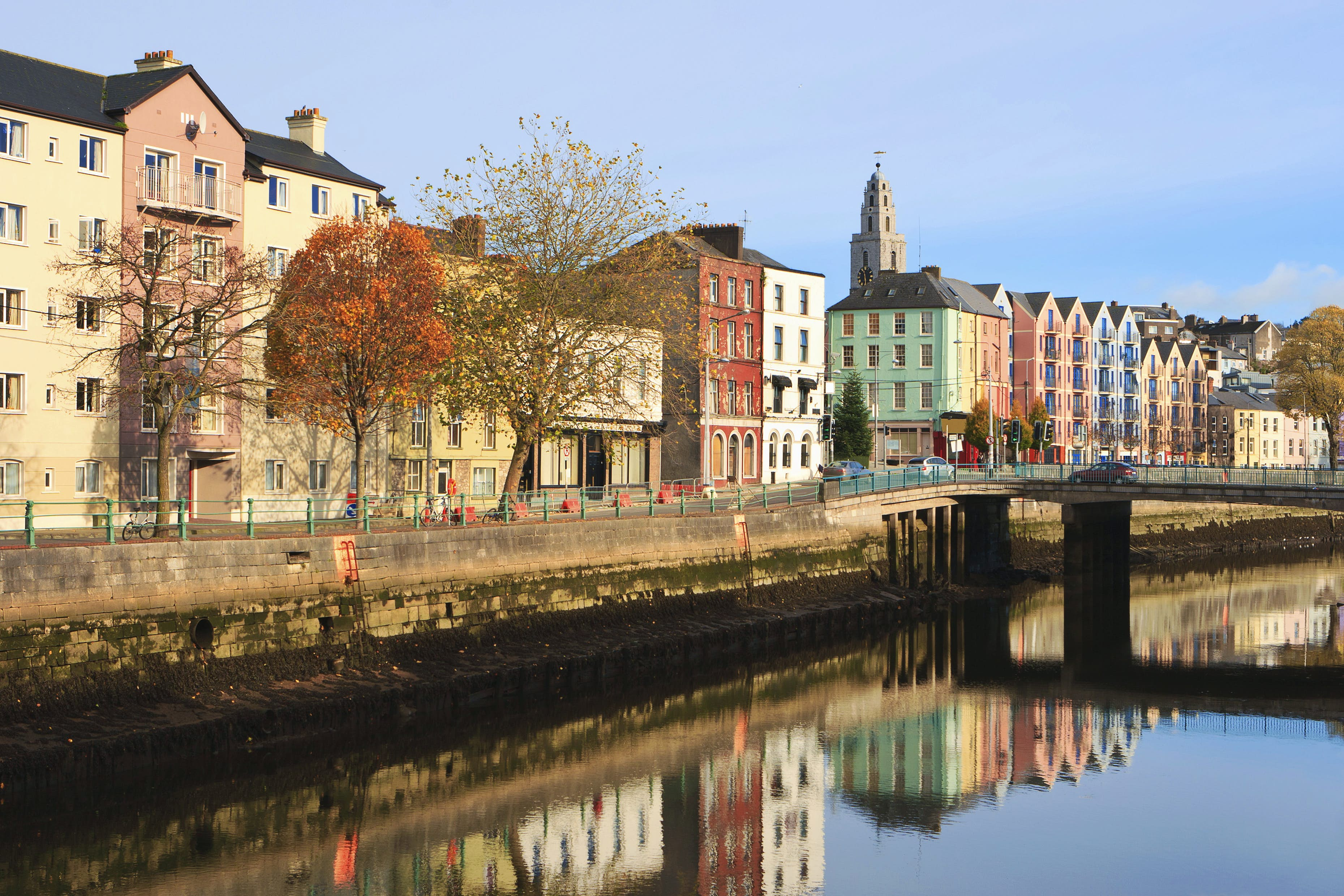 Day tour to Cork City Center