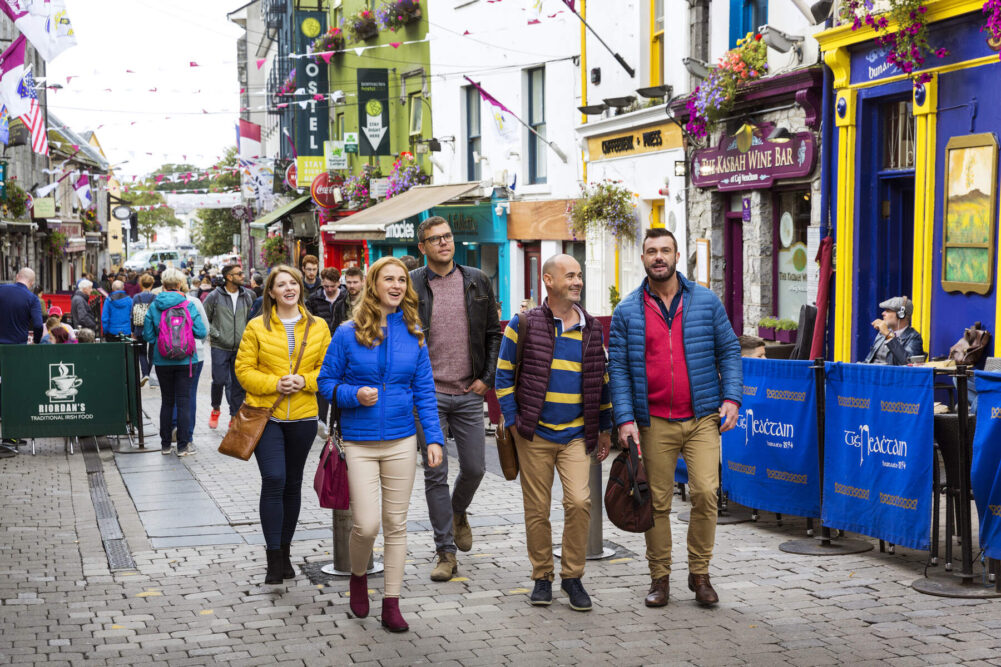 Galway City Group Tour