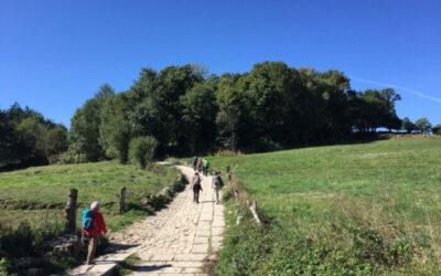 Hacer el Camino de Santiago en Año Xacobeo Santo