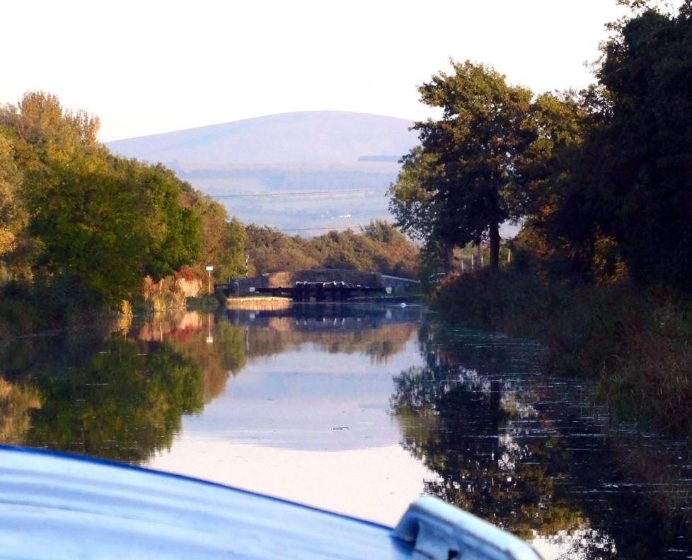 Boat cruise Kildare
