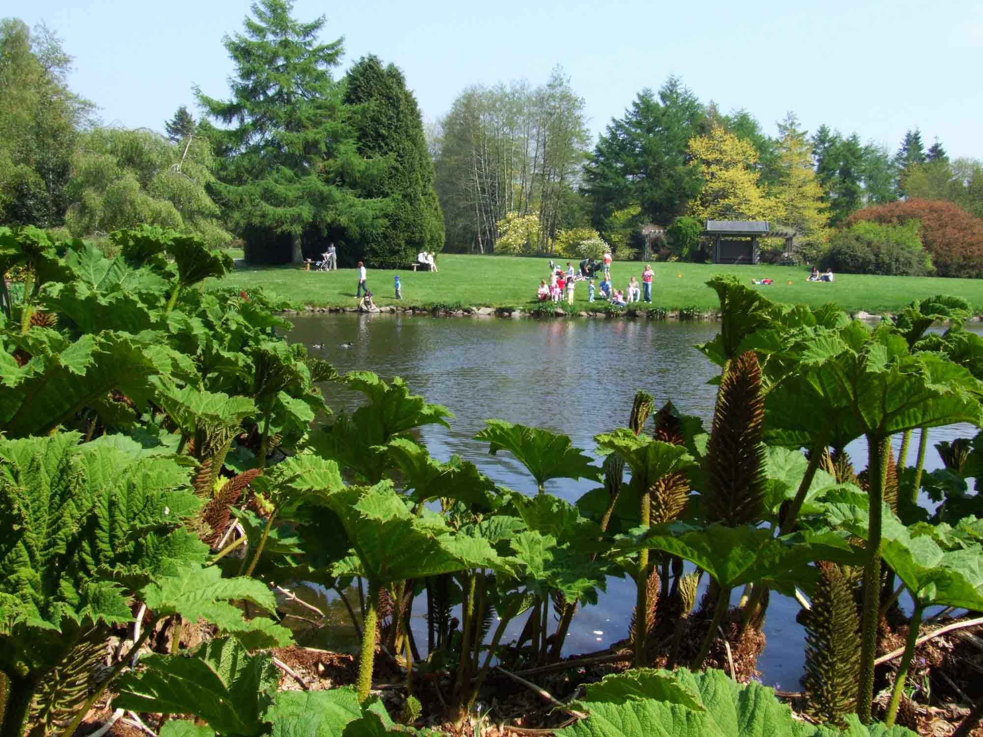 JFK Arboretum Visitor Centre