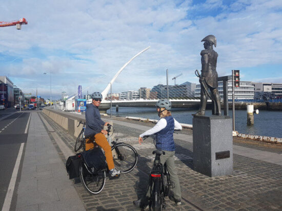 Top 7 Cycle routes around Dublin