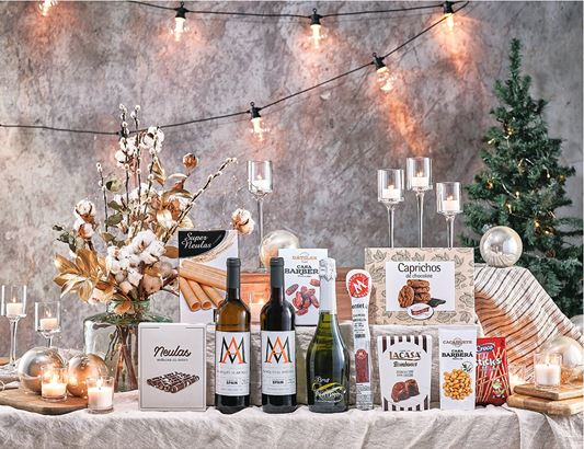 Christmas Hamper 1 - Around Spain