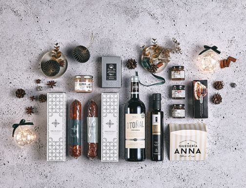 Christmas Hamper2 - Around Spain