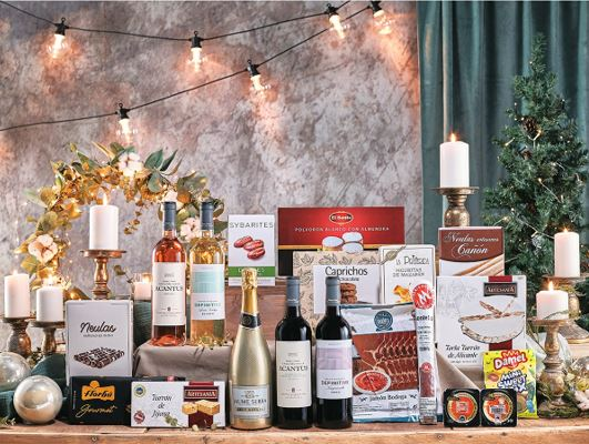 Christmas Hamper3 - Around Spain