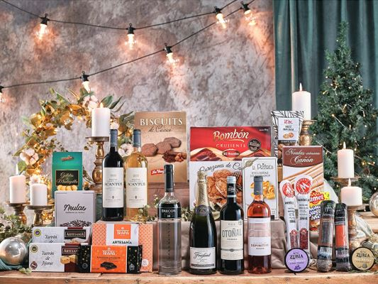 Christmas Hamper 5 - Around Spain