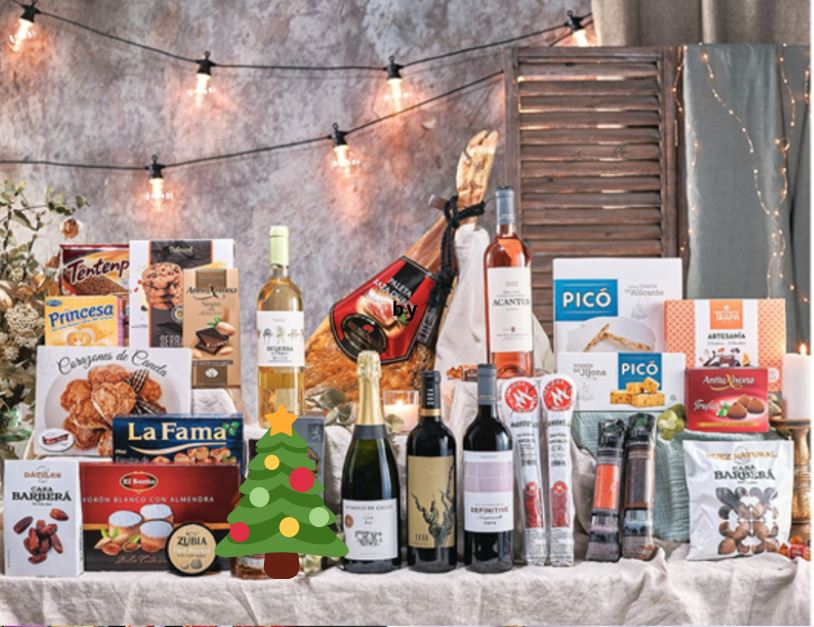 Christmas Hamper Madrid