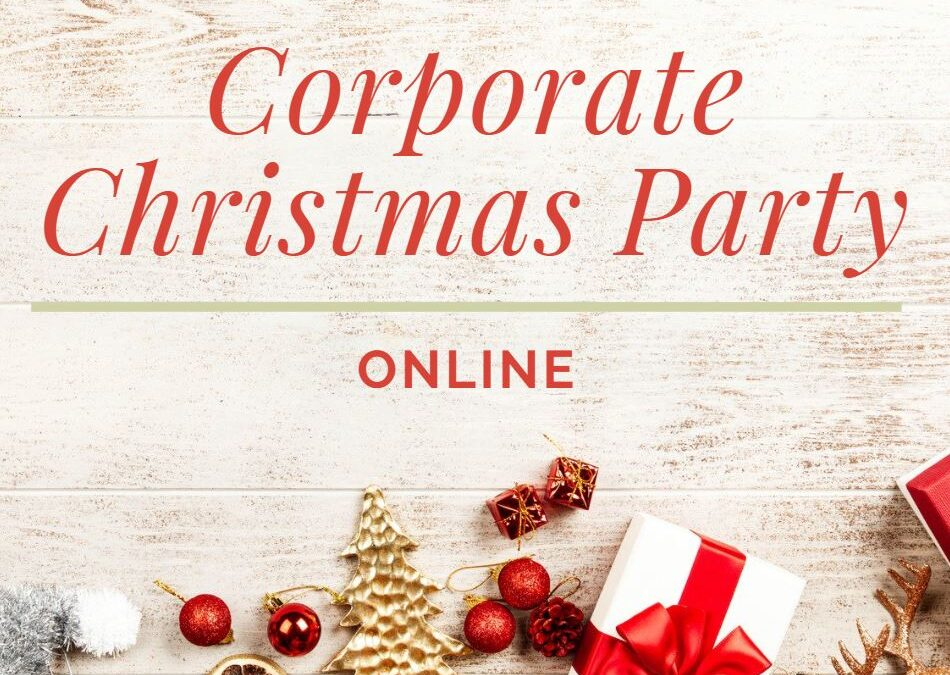 How to Plan a Virtual Christmas Party