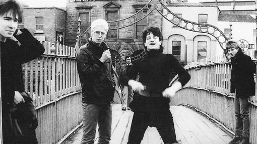 U2 Happeny bridge