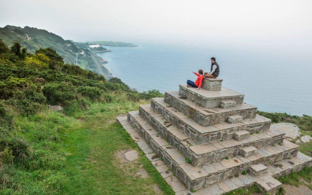 Pyramid Killiney - Wishing Stone